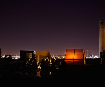 Bivouac NY rooftop camping