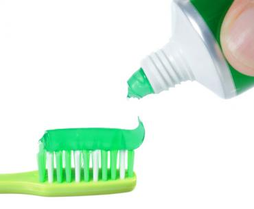 Green your toothbrush!
