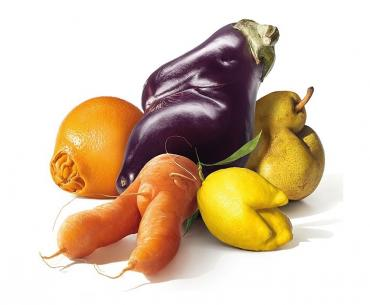 Intermarché launches Inglorious Fruits and Vegetables to sell ugly produce at a discount