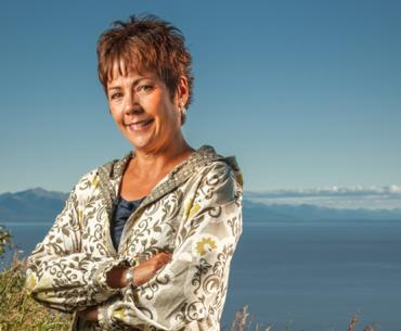 The CEO of Cook Inlet Region, Inc. talks about wind energy and growing up Native