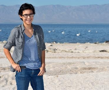 Cynthia Portillo organized high school students to combat air pollution in the Coachella Valley.
