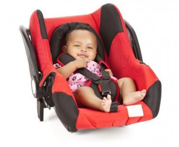 Find out your options to recycle a used car seat.