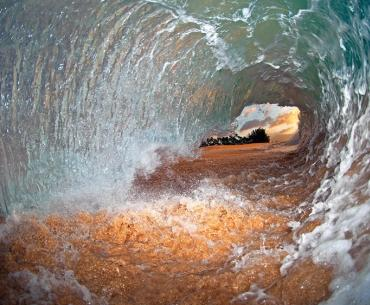 Tunnel 2 Paradise | North Shore, Oahu