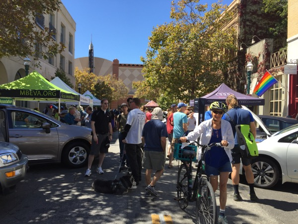NDEW event in Santa Cruz