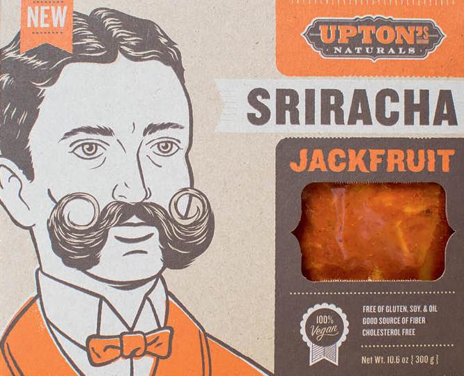 Upton's Naturals shredded jackfruit