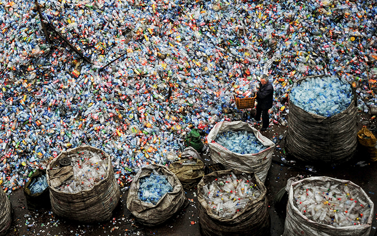 The US Recycling System Is Garbage   Sierra Club