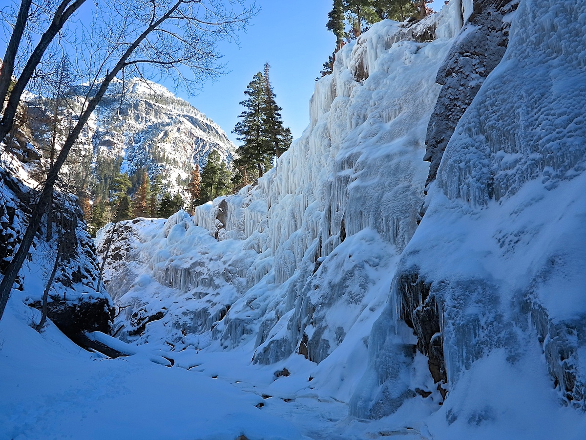 Climbers with Disabilities Have Equal Footing at Ouray Ice