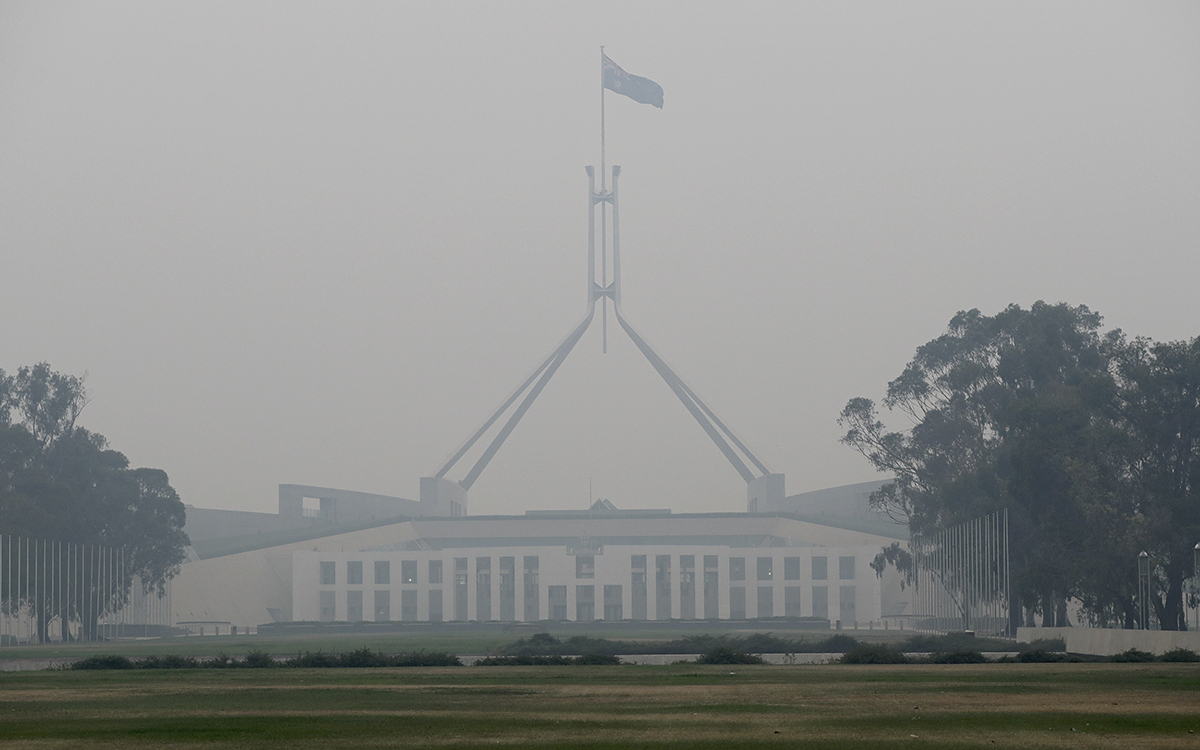 A Letter From Canberra 1
