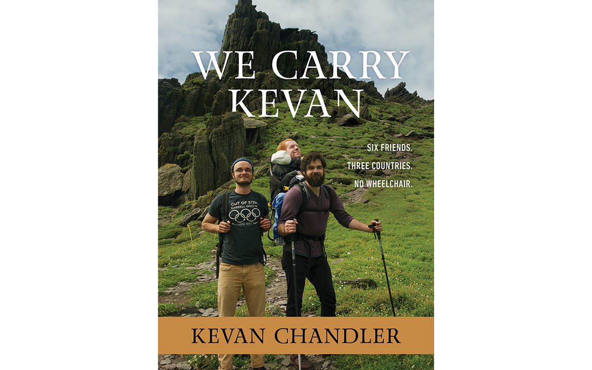 Kevan Chandler Travels by Pack, Bending the Rules of Accessibility 2
