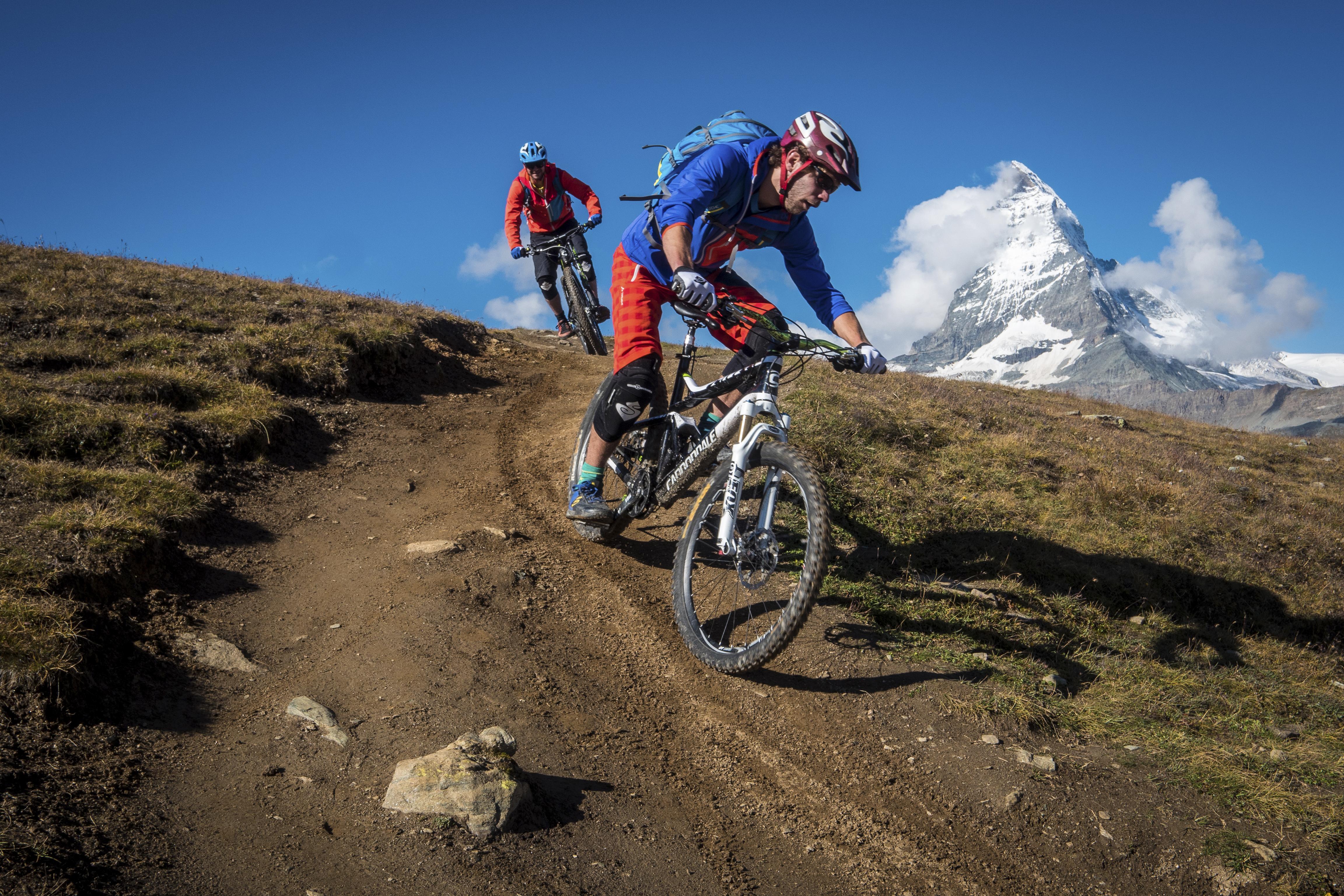Switzerland's Most Beautiful Cycling Trails