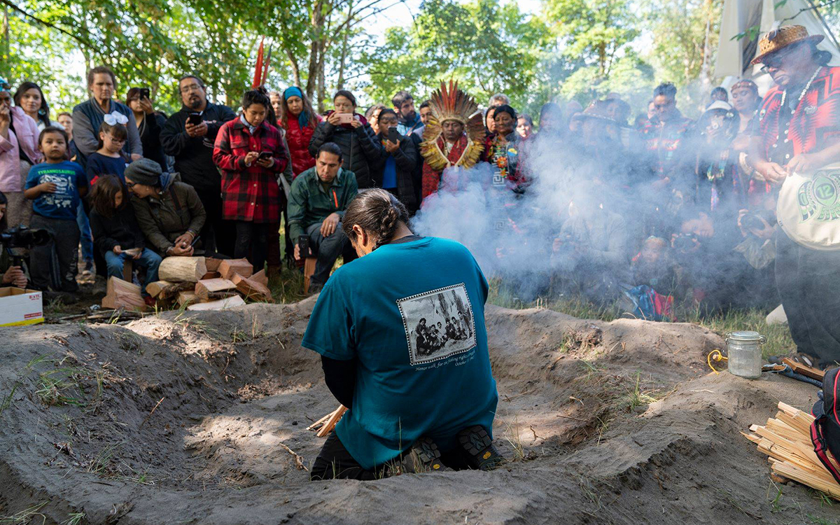 We are Not Invisible: Addressing the Missing and Murdered Indigenous